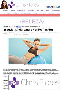 Especial Linda para o Verão – Portal Chris Flores